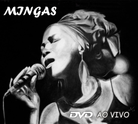 DVD: 'Mingas ao Vivo' album cover